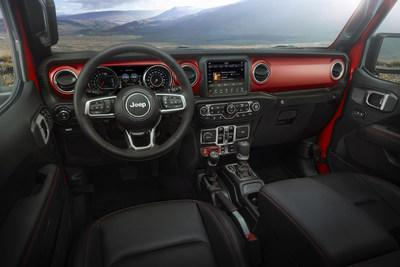 Top Rated Car Seats 2020.All New 2020 Jeep Gladiator Named To Wards 2019 10 Best Interiors List