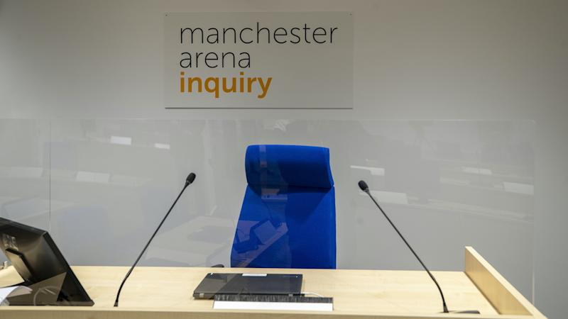 Manchester Arena inquiry hears 999 call from man trying to help victim of blast