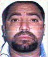 This mugshot from the US DEA website shows captured Mexico's Gulf drug cartel Mario Ramirez Trevino on August 17, 2013
