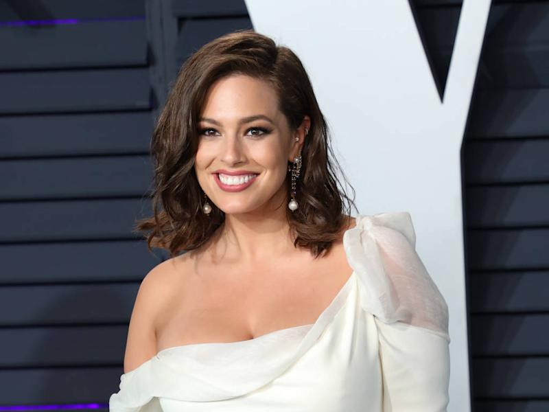 Ashley Graham unveils new Revlon collection while in self-isolation