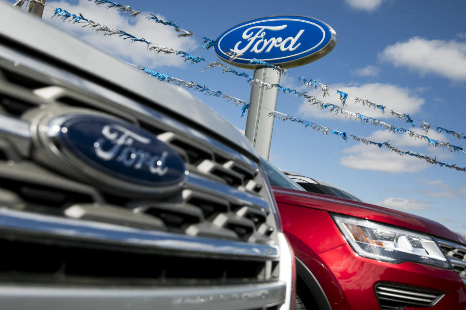 Ford is reported to be planning cuts in the UK. Photo: Kris Tripplaar/SIPA USA/PA Images