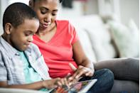 <p>If your mom is an art-lover, try treating her to an online museum trip to a gallery such as the J. Paul Getty Museum or the Guggenheim.</p>