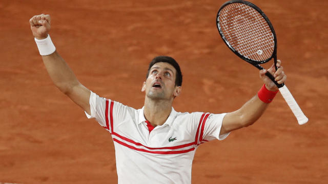 Djokovic reaches French Open final with thrilling victory over Nadal
