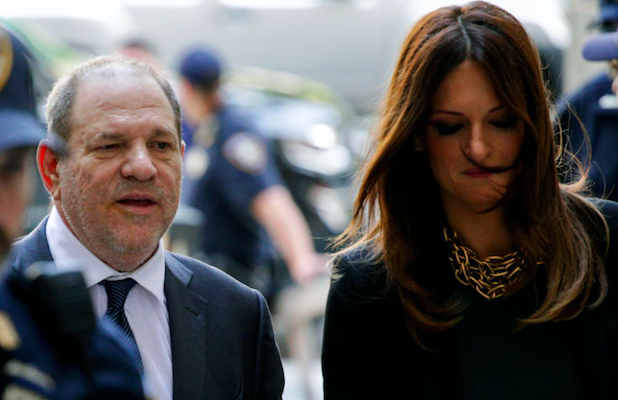 New York Times Disputes Weinstein Lawyer's Claim She Did Podcast Interview Before the Trial Began