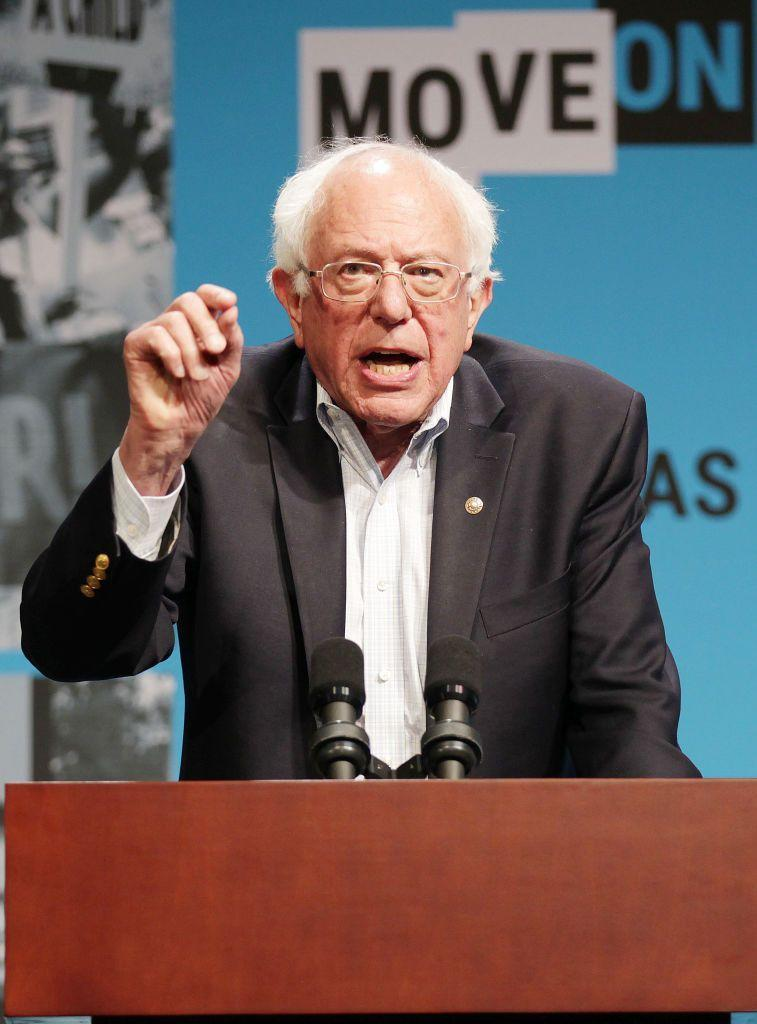 <p>When Bernie Sanders visited the Cosmo office, <span>we got this iconic exchange</span>:</p><p><strong>Editor-in-chief Jessica Pels: </strong>I know you're a Virgo, just like me, which explains a lot. But do you know your Rising sign?</p><p><strong>Bernie Sanders</strong><strong>:</strong> No.</p>