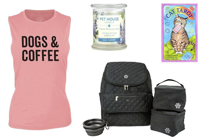 10 Cute Mother's Day Gifts for Devoted Pet Parents