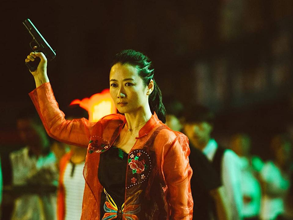 """Zhao Tao stars in """"Ash Is Purest White."""""""