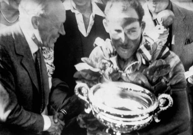 Sir Stirling Moss narrowly missed out on winning the 1958 championship
