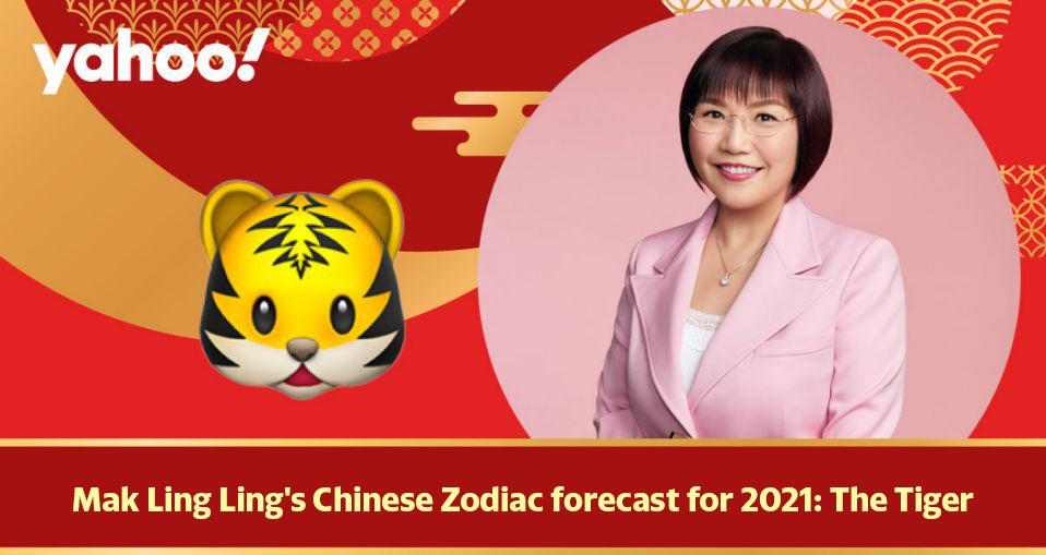 Mak Ling Ling's Chinese Zodiac forecast for 2021: The Tiger