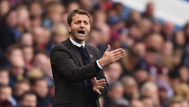<p>Tim Sherwood has many critics but one thing you cannot deny is his passion for the game.</p> <br><p>Sherwood's most recent job was at Aston Villa where he managed to take his struggling side to the FA Cup final in 2015, where they lost to Arsenal.</p> <br><p>Sherwood's first job was at Tottenham Hotspur, where once again despite many problems he still boasted one of the best win percentages of any Spurs manager in history. Better than Harry Redknapp, Martin Jol and even the great Bill Nicholson.</p> <br><p>Sherwood is currently the Director of Football at Swindon, but would surely relish another chance at the Premier League.</p>