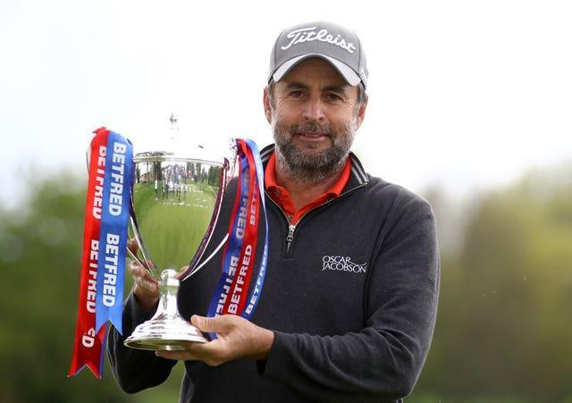 Betfred British Masters 2021 – Day Four – The Belfry