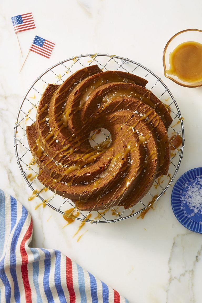 """<p>Inspired by the spiced fruit cake handed out to voters in the 18th-century, this Bundt cake is a winning candidate for Father's Day.</p><p><em><strong><a href=""""https://www.womansday.com/food-recipes/food-drinks/a24116829/election-cake-recipe/"""" rel=""""nofollow noopener"""" target=""""_blank"""" data-ylk=""""slk:Get Spiced Fruit Cake recipe."""" class=""""link rapid-noclick-resp"""">Get Spiced Fruit Cake recipe.</a></strong></em></p><p><strong>RELATED:</strong> <a href=""""https://www.womansday.com/relationships/family-friends/a32460989/fathers-day-puns/"""" rel=""""nofollow noopener"""" target=""""_blank"""" data-ylk=""""slk:30 Funny Father's Day Puns That He'll Find Hilarious"""" class=""""link rapid-noclick-resp"""">30 Funny Father's Day Puns That He'll Find Hilarious</a><br></p>"""