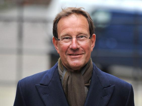 Former owner of the Daily Express, Richard Desmond (Alamy)