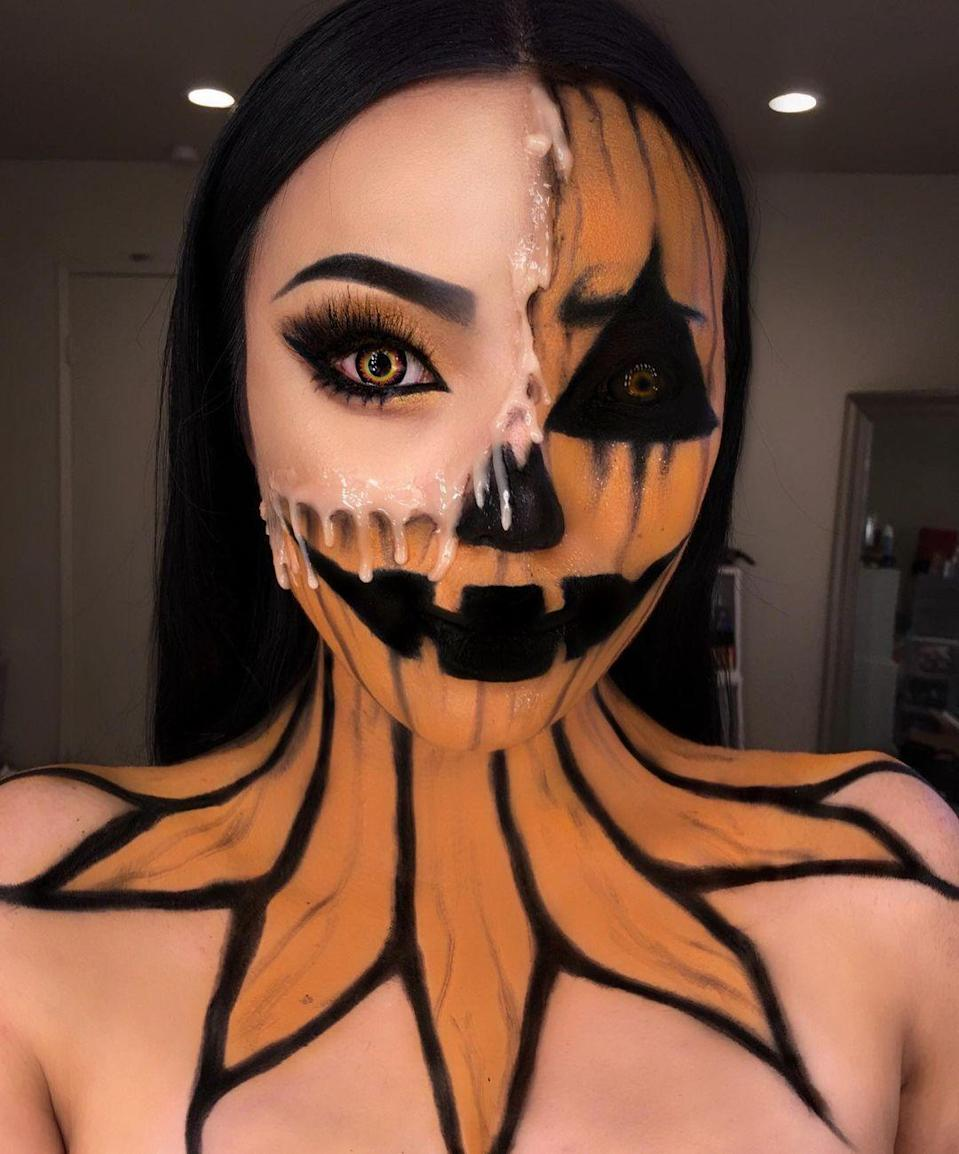 Turn Into a Pumpkin This Halloween With These 23 Easy Tutorials