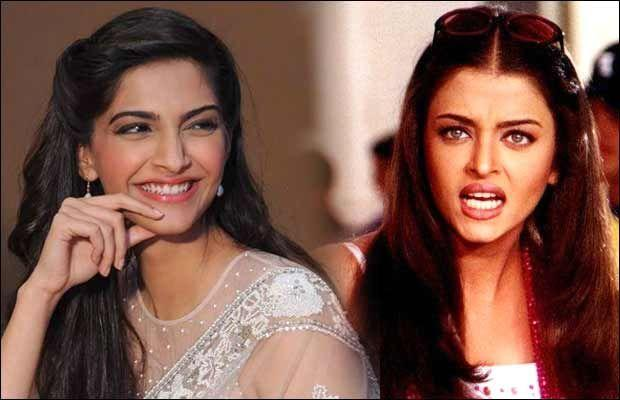 """<p>Sonam Kapoor was quoted saying, """"Ash has worked with my dad so I have to call her Aunty na?"""" about former Miss world Aishwarya Rai Bachchan.<br />However, she later said that she was 'misquoted' </p>"""