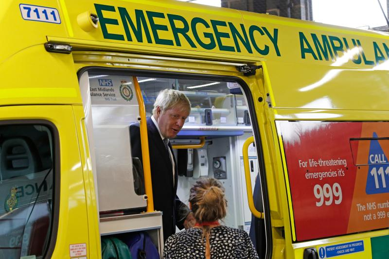 The extra funding will add to Theresa May's £33.9 billion annual increase for the health service by 2023/24. (Getty)