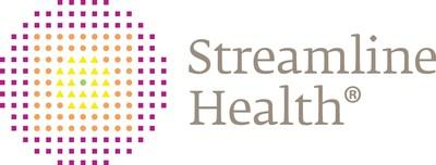 Streamline Health helps hospitals optimize their mid-revenue cycle operations in ways that transform tangled revenue cycles into dynamic revenue streams. Our integrated solutions, technology-enabled services and analytics enable providers to secure accurate reimbursement in a value-based world. (PRNewsfoto/Streamline Health Solutions)