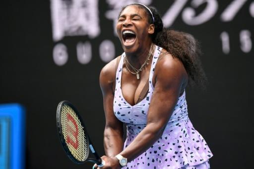 Serena Williams was shocked by China's Wang Qiang in the third round