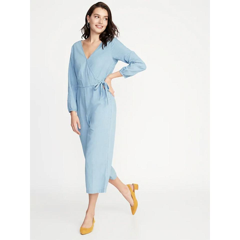 58e392b1cfd A Guide to the Best Jumpsuits for Tall Women