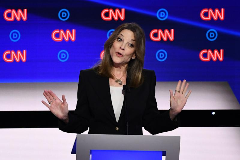 This is why Tulsi Gabbard and Marianne Williamson won't be in tonight's Democratic debate