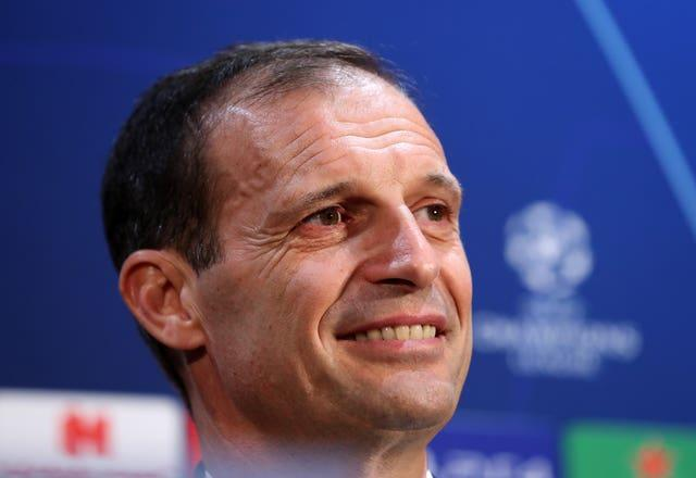 Massimiliano Allegri has been out of work since leaving Juventus in 2019