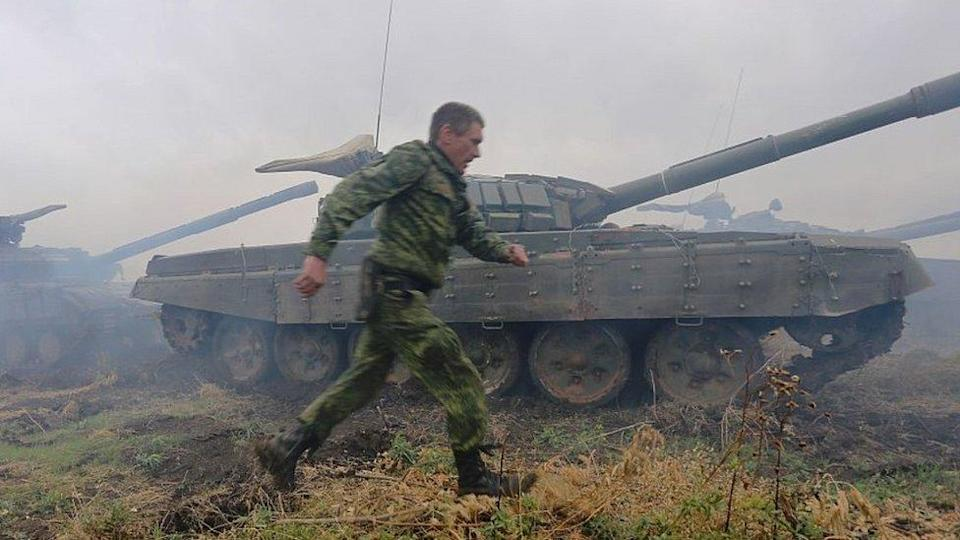 Tanque na Russia
