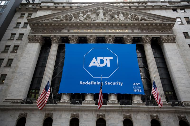 Google to buy 6.6% stake in ADT in home security push