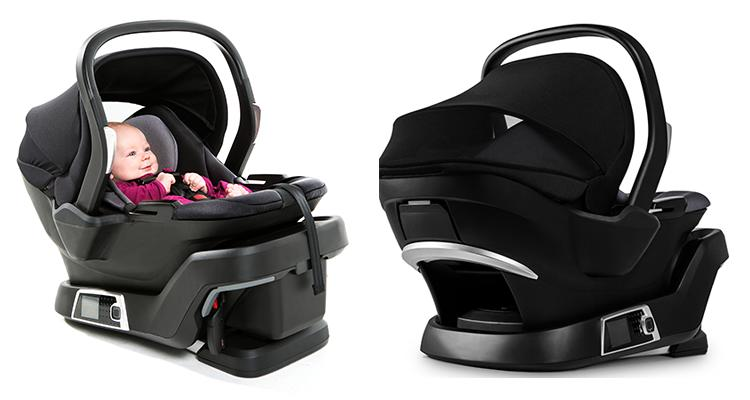 New High-Tech 4Moms Car Seat Installs Itself, Almost