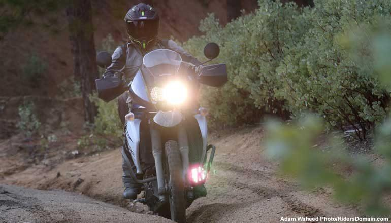 The Good the Bad and the Ugly - Building a KLR650 Adventure Bike