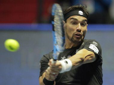 Shanghai Masters: Fabio Fognini storms into quarter-finals with victory over Russia's Karen Khachanov