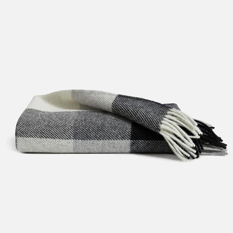 """Pendleton's wool blankets tick all the right boxes for gifting: deliciously warm and big enough to swaddle two people (or multiple pets). Plus, they tend to last a lifetime. $149, Brooklinen. <a href=""""https://www.brooklinen.com/collections/blankets-and-shams/products/pendleton-throw-blanket?"""" rel=""""nofollow noopener"""" target=""""_blank"""" data-ylk=""""slk:Get it now!"""" class=""""link rapid-noclick-resp"""">Get it now!</a>"""