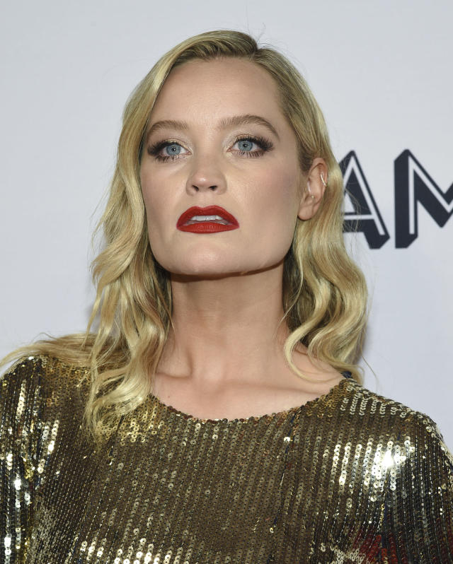 Laura Whitmore attends the Glamour Women of the Year Awards at Alice Tully Hall on Monday, Nov. 11, 2019, in New York. (Photo by Evan Agostini/Invision/AP)