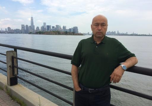 Uighur literary critic and writer Yalqun Rozi was among the first wave of intellectuals to be detained in October 2016