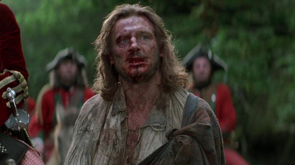 Liam Neeson played the titular folk hero in 1995 historical epic 'Rob Roy'. (Credit: United Artists)