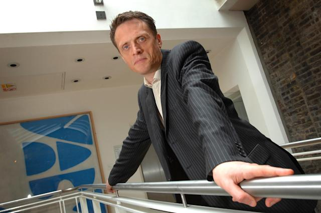The UK's labour market enforcement director Matthew Taylor. (PSA)