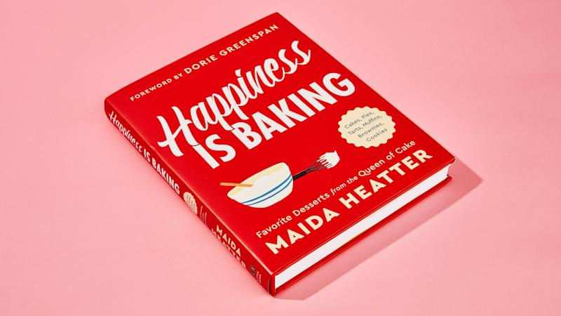The latest, and last, book from Maida Heatter.