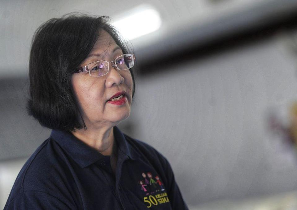 Petaling Jaya MP Maria Chin Abdullah Maria said a more pressing issue is the alleged double standards being applied when it comes to such laws with political leaders. ― Picture by Shafwan Zaidon