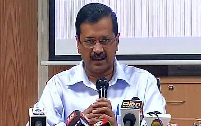 MCD polls: BJP, Congress turned Delhi into garbage house, says Kejriwal in video message