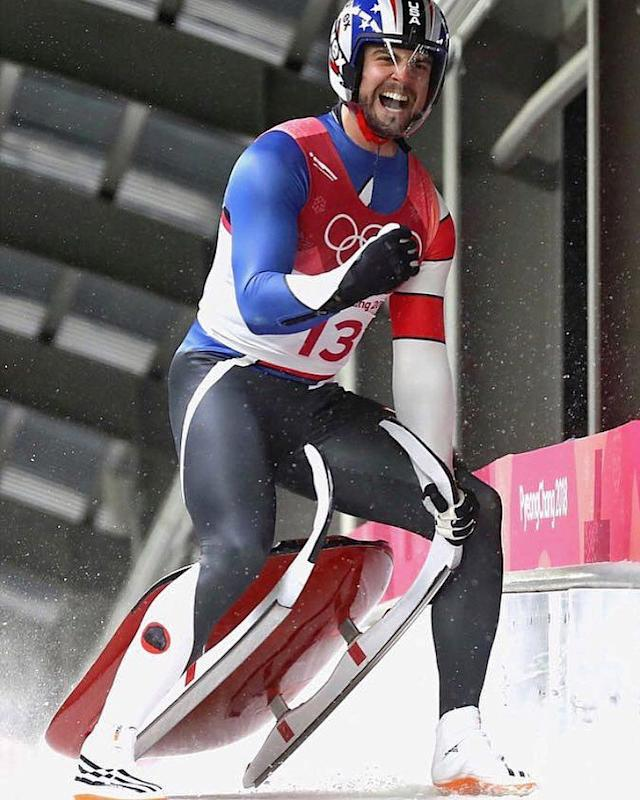 <p>Chris Mazdzer USA, luge<br> mazdzer: I'm still processing what happened last night. It honestly doesn't even feel real yet! All I know is that I have an amazing group of people in my life that stick with me even when times are tough and sharing this high with them is one of the best ways I can say thank you back. It honestly has taken a village… actually make that a few villages to put me into the position where when I was on the handles for that fourth run everything just felt right. I wasn't nervous, I was just ready and I think you can see a little smile through my game face because for some reason I knew I could do it even before I began that run. It's been a hell of a ride and all I can do is say thank you to all the people who supported me and helped me develop as a person along the way. To my amazing teammates who always push me to be my very best. To my coaches who always believed in me and would stop at nothing to get me on that podium. To my incredible family who has been my emotional rock and has the unfortunate task of always having to deal with me. To my friends around the world who support my crazy ways! All I can say is thank you and we finally did it!!!!<br> #teamusa #itsforamerica#pyeongchang2018 #silver #feelslikeawin#olympic #medalist #first #american#menssingles #medal #believe #achieve#inspire #icamesecond<br> (Photo via Instagram/mazdzer) </p>