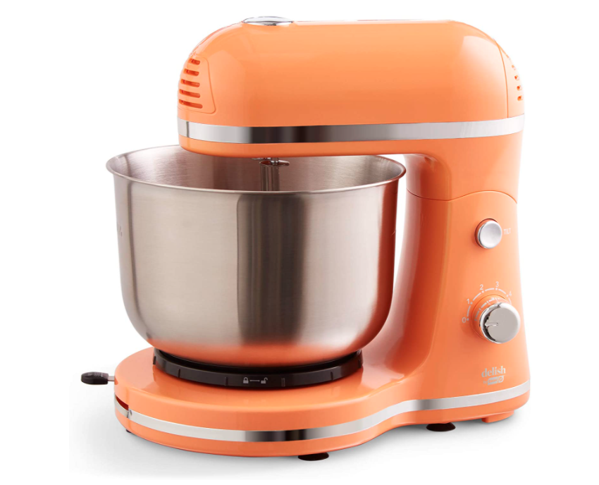 Delish by DASH Compact Stand Mixer on Amazon