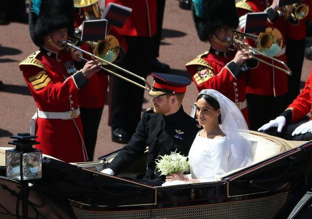 Thomas Markles did not attend his daughter's royal wedding to Harry. Andrew Milligan/PA Wire