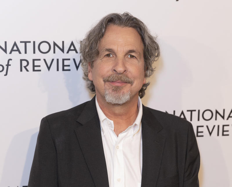 Peter Farrelly said in the past that he exposed himself to actress Cameron Diaz as a joke.