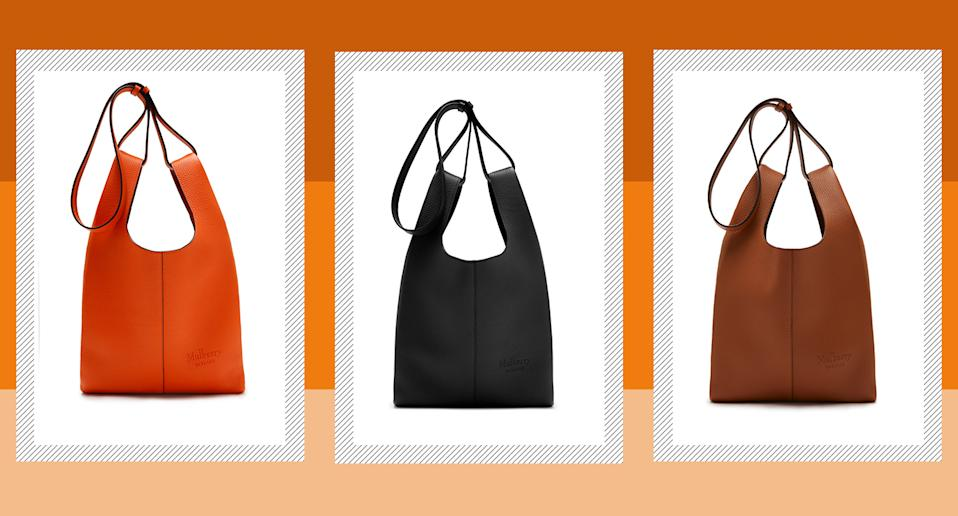 Mulberry has launched their first ever sustainable bag - Meet the Portobello Tote