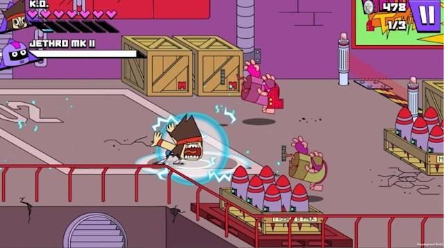 Cartoon Network Studios launches original mobile game with famous