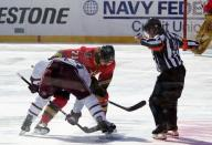 NHL: NHL Outdoors-Vegas Golden Knights at Colorado Avalanche