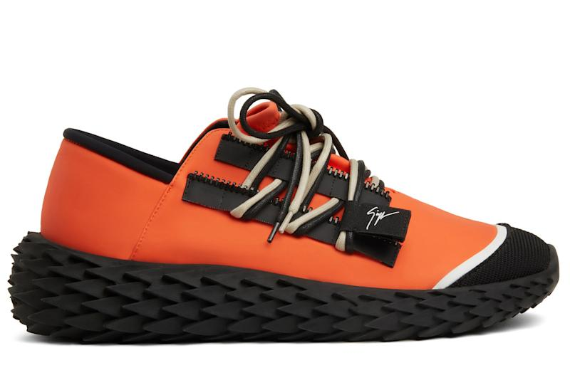 New 3 Sneakers Zanotti's Giuseppe Urchins By Spiked Sea D Are Inspired v0ONwm8n