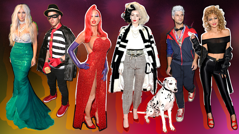 Our Favorite Celebs Are Giving Us Horror, Camp & Fashion This Halloween