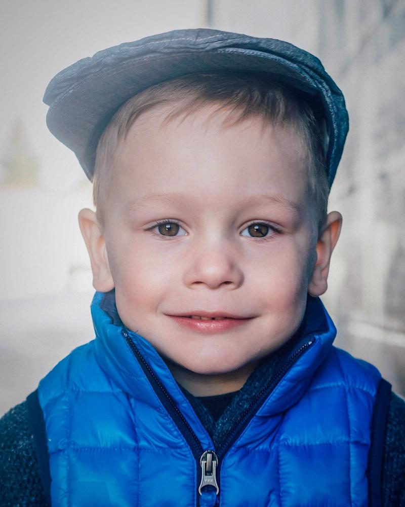 """We have a vibrant, fearless non-verbal 3-year-old who is the apple of our eye. Liam was diagnosed in August 2016 and is now enrolled in an early education program that promotes inclusion. Nothing holds him back. We enrolled Liam in a Pre-CanSkate class at the local arena, and he rocked it so much so that he is going for another session this spring! While it's not the path we originally thought we would be traveling down, we definitely have a good tour guide!"""