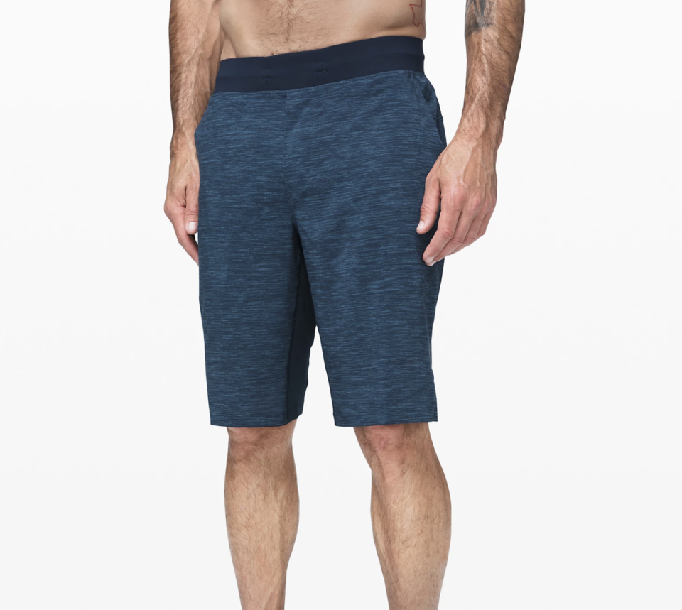 "<p><strong>Lululemon</strong></p><p>lululemon.com</p><p><strong>$44.00</strong></p><p><a href=""https://go.redirectingat.com?id=74968X1596630&url=https%3A%2F%2Fshop.lululemon.com%2Fp%2Fmen-shorts%2FTHE-Short-11-Linerless-MD%2F_%2Fprod8250088&sref=https%3A%2F%2Fwww.menshealth.com%2Fstyle%2Fg33393057%2Flululemon-made-too-much-sale-summer-shorts-mens-deals%2F"" rel=""nofollow noopener"" target=""_blank"" data-ylk=""slk:BUY IT HERE"" class=""link rapid-noclick-resp"">BUY IT HERE</a></p><p><del>$68.00<br></del><strong>$39.00</strong></p><p>Want some more coverage? You can also buy this pair with a lengthy 11-inch inseam. </p>"