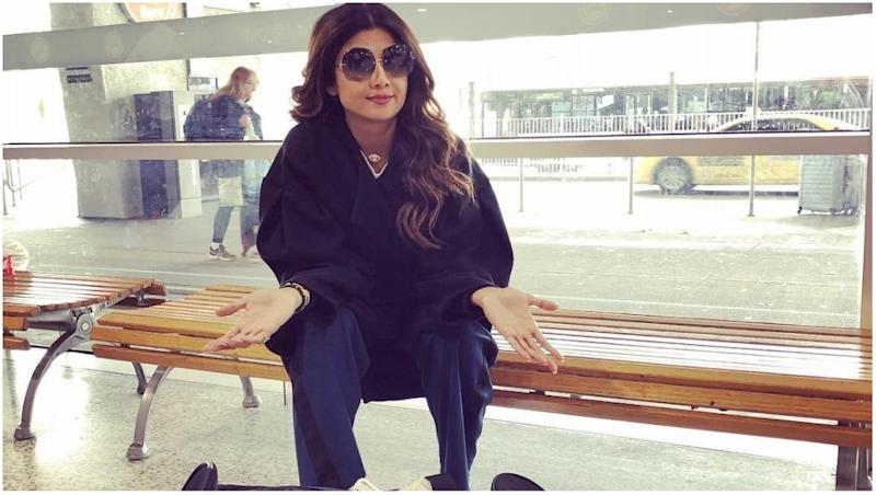 Shilpa Shetty Receives an Apology From Australian Airline After She Accused Them of Racism